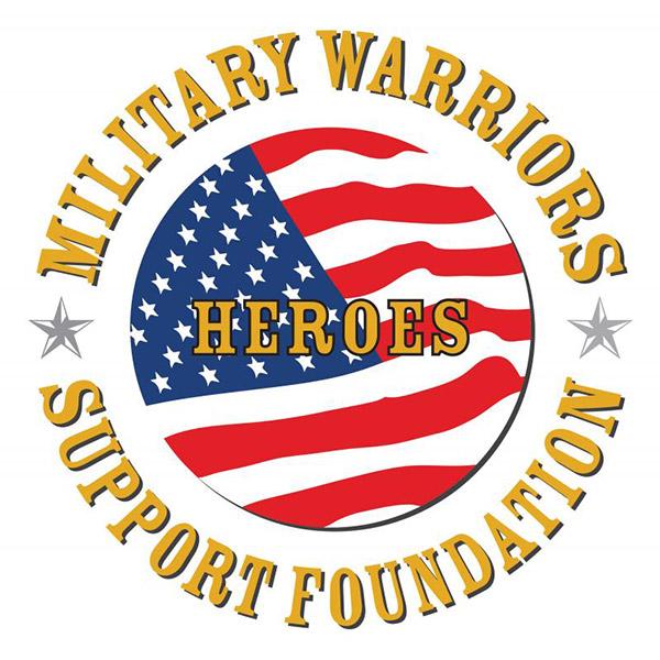 Military Warriors logo