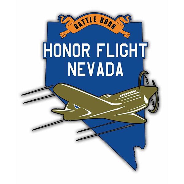 Honor Flight Nevada logo