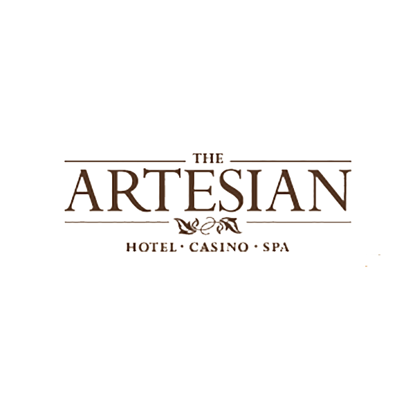 The Artesian Hotel and Casino logo