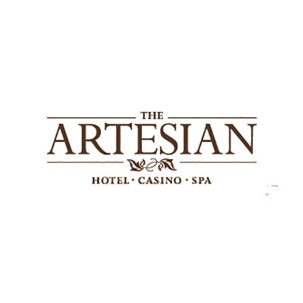 The Artesian Hotel and Casino logo