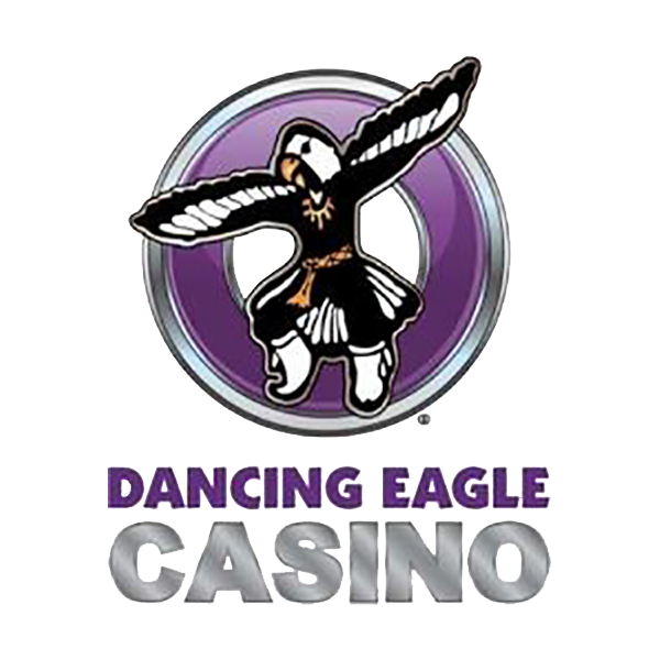 Dancing Eagle Casino logo