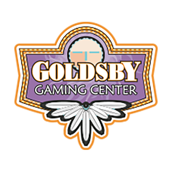 Goldsby Gaming Center logo
