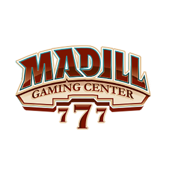 Madill Gaming Center logo