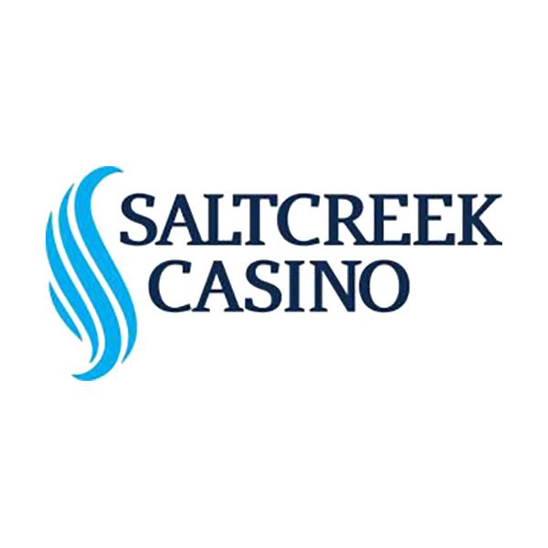 Saltcreek Casino logo