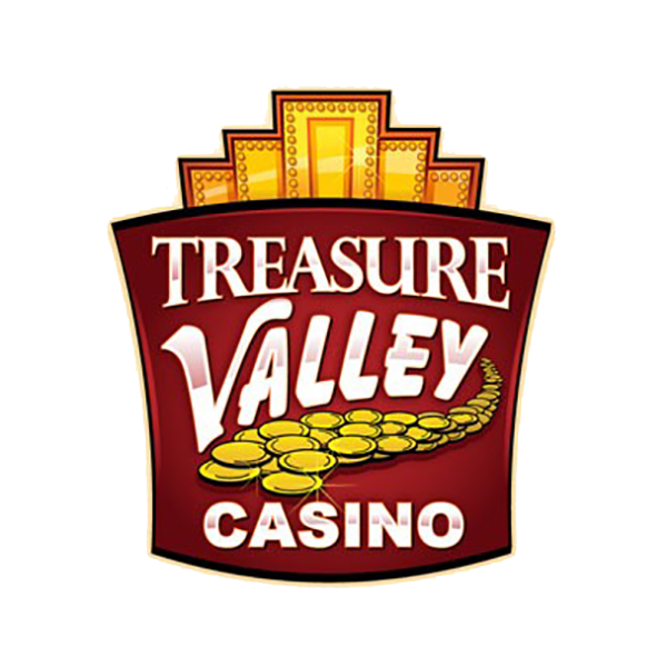 Treasure Valley Casino logo