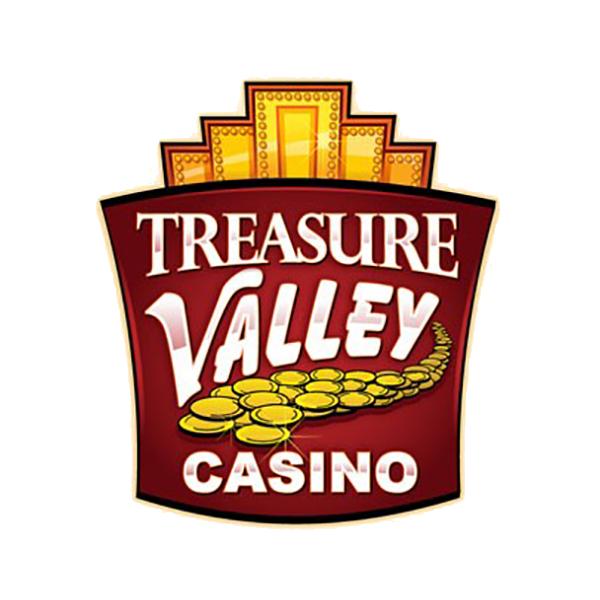 Treasure Valley Casino logo