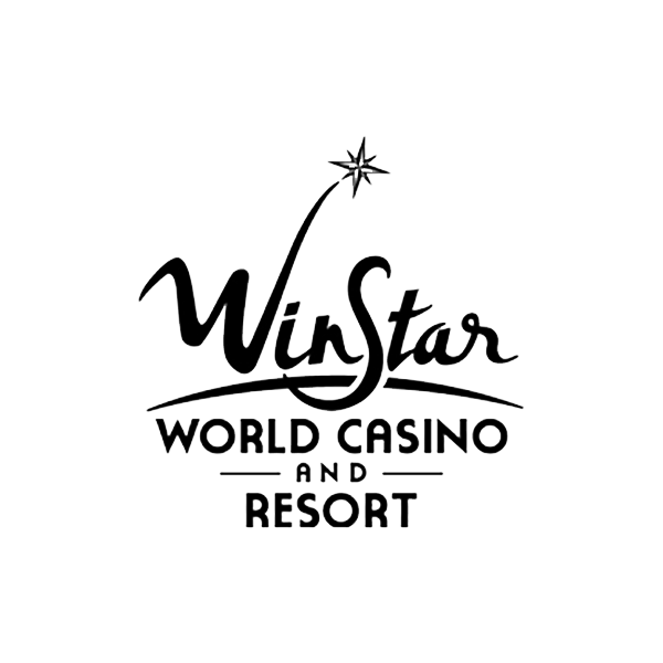 WinStar World Casino and Resort logo