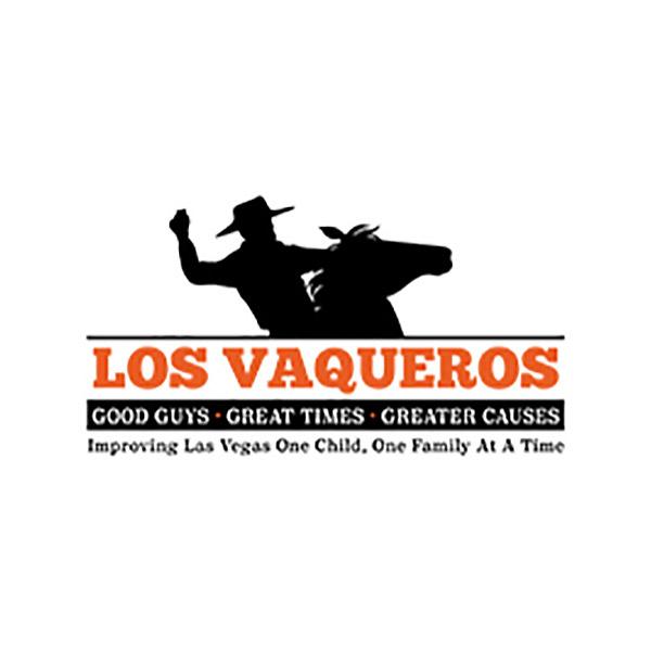 Los Vaqueros logo