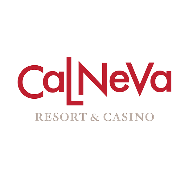 Calneva resort and casino logo