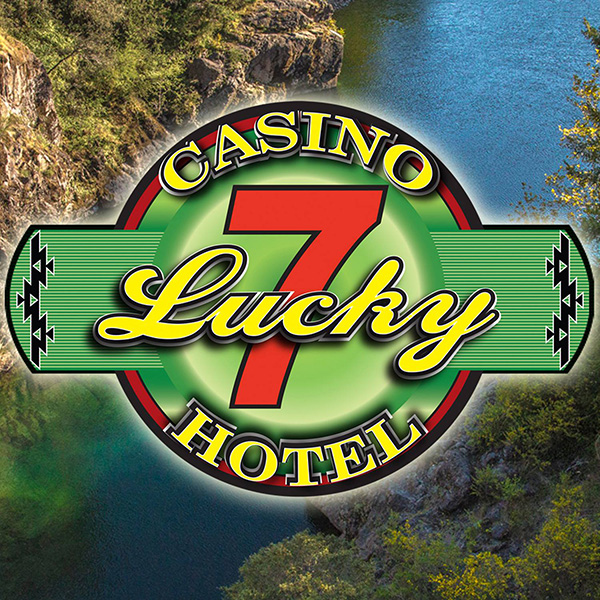 Lucky 7 resort and casino logo